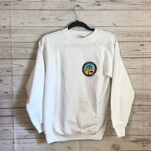 VTG 90's operation desert storm crewneck small (A)